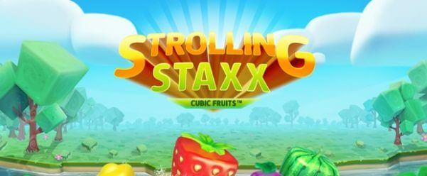 Strolling Staxx - Cubic Fruits