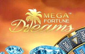NetEntin Mega Fortune Dreamsista napattiin yli 4 miljoonan euron voitto