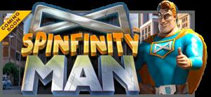 Spinfinity Man on uusi kolikkopeli Betsoftilta