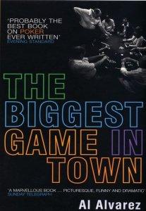 the biggest game in town Kirjalista uhkapelaajille