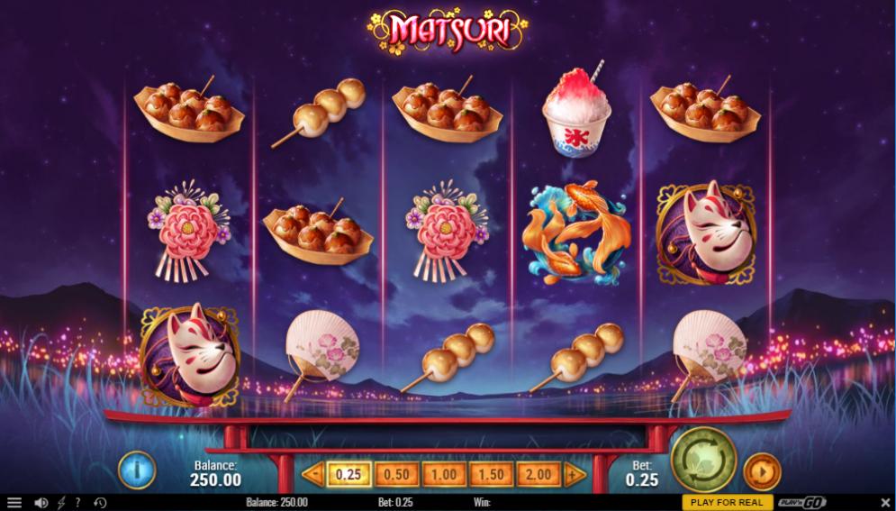 Matsuri Slot Machine - Play Free Multislot Slot Games Online