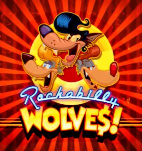 rockabilly wolves Rock the reel with Microgaming's latest release
