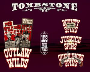 Tombstone now available after exclusivity on LeoVegas