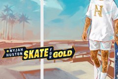 Nyjah Huston: Skate for Gold