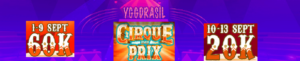 Yggdrasil Cirque du Prix