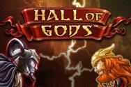 Jackpot på Hall of Gods er på 7 millioner!