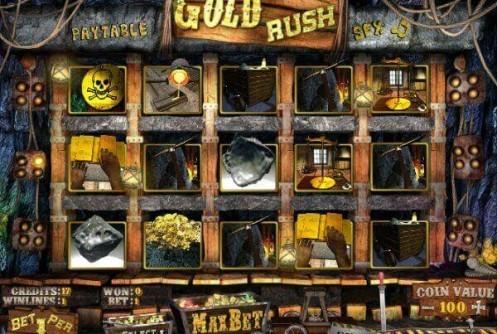 gold rush casino verdi