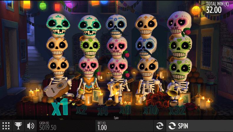 Esqueleto Explosivo Spilleautomater - Rizk Casino pГҐ Nett