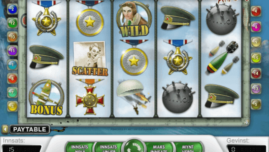 South pacific slots