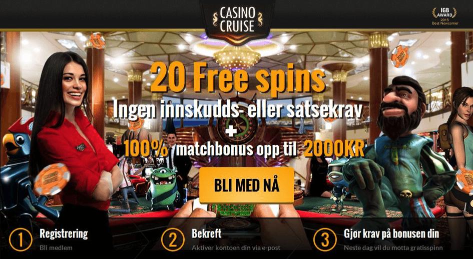 5. Mai - Tirsdag Pool party hos Casino Cruise!