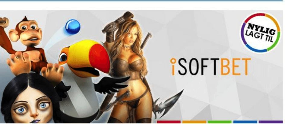 30:e Juni - Prøv nye spill fra iSoftbet hos SlotsMillion!