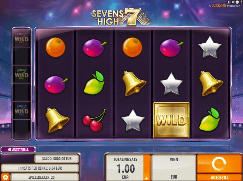 Spill Golden Sevens på casumo.com