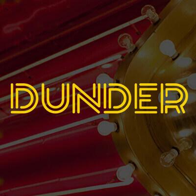 Dunder Casino er her med et smell