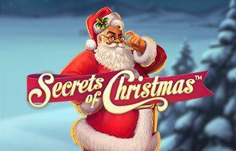 Ny spilleautomat fra NetEnt: Secrets of Christmas