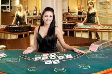 Det er duket for Live Casino -nesten som Monte Carlo