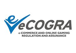 Derfor anbefaler vi eCOGRA godkjente kasinoer
