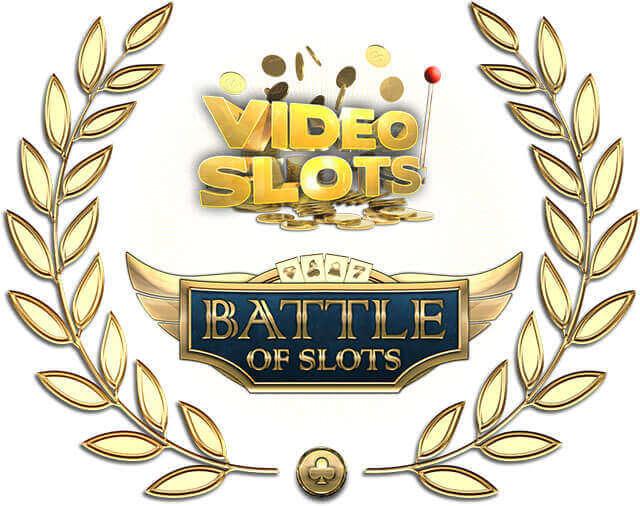 Gjør deg klar til Battle of Slots hos Videoslots denne helgen