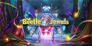 iSoftbet lanserer Beetle Jewels spilleautomat